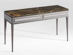 Consolle rettangolare in legno e marmoBLUE MOON   Consolle - CIAC-EXPORT