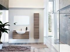 Mobile lavabo sospeso con specchioBLUES 02 - BMT