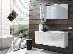 Mobile lavabo sospeso con specchioBLUES 05 - BMT