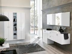 Mobile lavabo con specchioBLUES 21 - BMT
