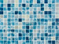 Mosaico in vetro per interni ed esterniBLUESTONE BLEND - ONIX CERÁMICA