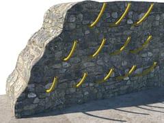 Malta e betoncino per il ripristinoBM INIEZIONE CL90S - M10 - BIEMME