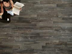Pavimento/rivestimento in gres porcellanato effetto legnoBOARDS ANTRACITE - ASTOR CERAMICHE
