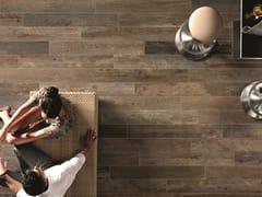 Pavimento/rivestimento in gres porcellanato effetto legnoBOARDS RUST - ASTOR CERAMICHE