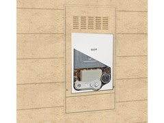 Caldaia a condensazione da incasso START IN CONDENS - Generatori murali