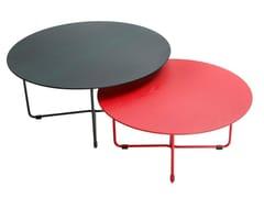 Tavolino basso rotondo in MDF BONDO | Tavolino rotondo - Bondo