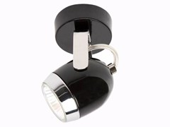Faretto a LED orientabile in metalloBOOGIE MINI W1 | Faretto a soffitto - BERTI BARCELONA