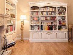 Libreria a giorno in legno masselloLibreria  4 - GARDEN HOUSE LAZZERINI