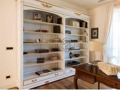 Libreria a giorno in legno masselloLibreria 5 - GARDEN HOUSE LAZZERINI