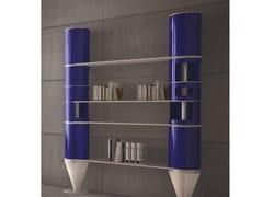 Libreria a giorno in Solid SurfaceCONCERT | Libreria - BOFFETTO