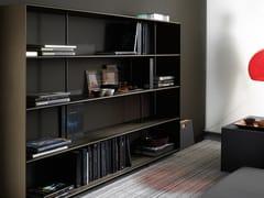 Libreria a giorno in alluminio estrusoZUMM | Libreria - SELLEX
