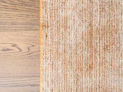 Tappeto intrecciato a mano in fibra di bambù e lanaBOOM | Tappeto - G.T.DESIGN