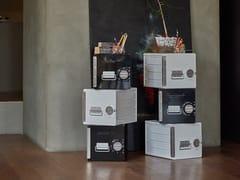 Pensile in alluminio con antabordbar_cube - BORDBAR DESIGN