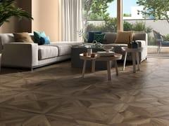 Panaria Ceramica, BOREALIS DONEGAL Pavimento/rivestimento in gres porcellanato effetto legno per interni ed esterni