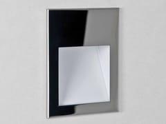 Segnapasso a parete in acciaio inox con dimmerBORGO 90 LED - ASTRO LIGHTING