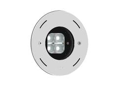 Proiettore per esterno a LED in acciaio inoxBORNHOLM 2 - LIGMAN LIGHTING CO.