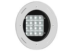 Proiettore per esterno a LED in acciaio inoxBORNHOLM 4 - LIGMAN LIGHTING CO.
