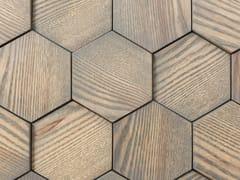 Rivestimento tridimensionale modulare in legnoBOSTON - NEXT LEVEL DESIGN STUDIO