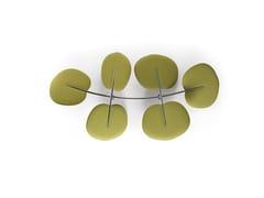 Pannello decorativo acustico in Trevira® CSBOTANICA | Pannello decorativo acustico - CAIMI BREVETTI