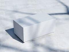Panchina in calcestruzzo senza schienale BOX (100) - Basic