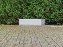 Panchina in calcestruzzo senza schienale BOX (200) - Basic