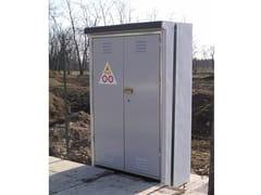 Betoncablo, Box portacontatori Box prefabbricato in cemento armato