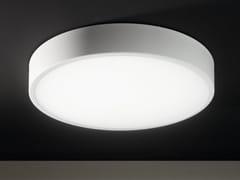Plafoniera a LED in alluminio e vetroBOX_SR - LINEA LIGHT GROUP