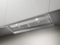 Cappa in acciaio inox ad incasso con illuminazione integrata classe ABOXIN NO DRIP - ELICA