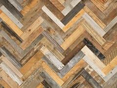 FINIUM, BRACE Rivestimento in legno di recupero