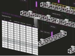 Software integrato Calcolo strutturale CAD BRACEWORKS™ -