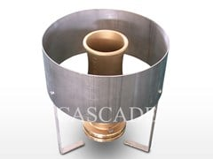 Accessorio idraulico per fontaneAnello frangionda per fontane - CASCADE