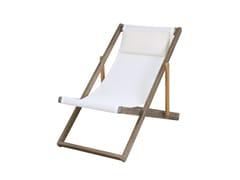 Sedia a sdraio reclinabile in Batyline®BREEZE | Sedia a sdraio - 7OCEANS DESIGNS