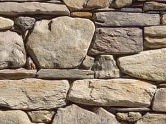 Rivestimento di facciata in pietra artificialeBRIANO P91 - GEOPIETRA®