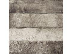 Pavimento/rivestimento in gres porcellanato effetto pietraBRICKLANE CEMENTO - CERAMICHE COEM