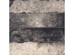 Pavimento/rivestimento in gres porcellanato effetto pietraBRICKLANE NERO - CERAMICHE COEM