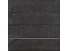 Pavimento/rivestimento in gres porcellanato effetto pietraBRICKLANE TOTAL BLACK - CERAMICHE COEM