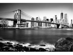 Stampa fotograficaLONG EXPOSURE ON BROOKLYN BRIDGE - ARTPHOTOLIMITED