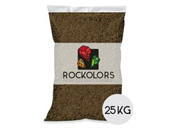 Rockolors, ROCKOLORS BROWN SUGAR Ghiaia colorata