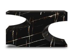 Consolle rettangolare effetto marmoBRYCE II - BRABBU DESIGN FORCES
