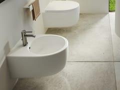 Bidet sospeso in ceramicaBTONDO - MOMA DESIGN BY ARCHIPLAST