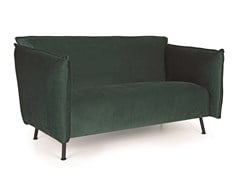 Divano in tessuto a 2 postiBUBBLE FLUFFY DOUBLE - FENABEL - THE HEART OF SEATING