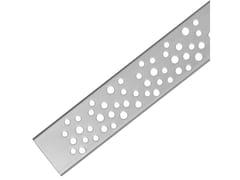 Scarico per doccia in acciaio inoxBUBBLE - REDI