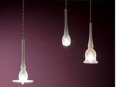 Lampada a sospensione a LED a luce direttaBUCANEVE - ALBUM ITALIA