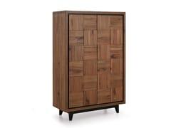 Credenza in legno BUDDY 3D   Credenza - Oliver B. Wild