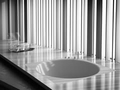 Vasca da bagno quadrata da incassoBETA FUSION | Vasca da bagno da incasso - ABSARA INDUSTRIAL