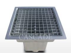 Accessorio idraulico per fontaneSistema filtrante da incasso per fontane - CASCADE