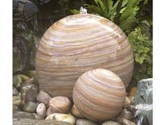 Fontana da giardino in pietra naturaleBULA - STONE AGE PVT. LTD.