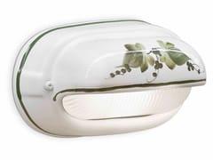 Applique tartaruga in ceramicaBRINDISI | Applique tartaruga - FERROLUCE
