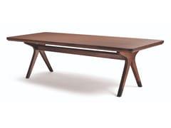 Tavolo rettangolare in rovereBULLE - FRATELLI BOFFI