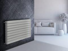 Radiatore orizzontale in acciaio a pareteBURANO PLUS | Radiatore orizzontale - TONON EVOLUTION